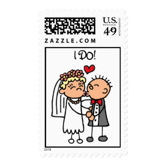 I Do postage stamps
