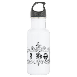 I Do Quote by Enchanting Quotes Water Bottle