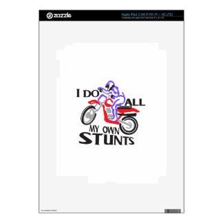 I Do Stunts Skins For iPad 3