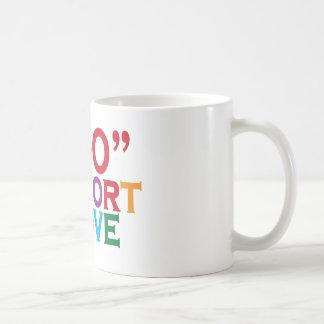 I DO support love (Prop 8) Mugs
