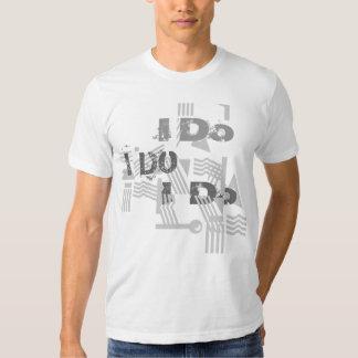 I do tee shirts