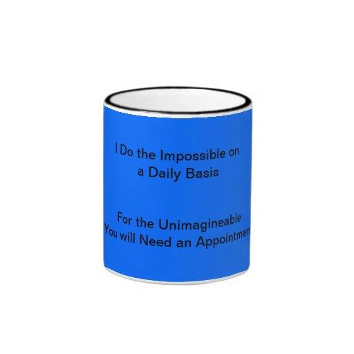 I do the Impossible Mug