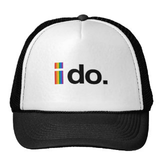 I DO WANT TO MARRY.png Trucker Hat