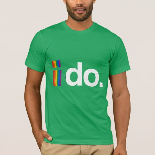 I DO WANT TO MARRY.png T-Shirt