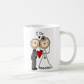 I Do Wedding Ceremony Mug