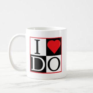 I Do Wedding Coffee Mug