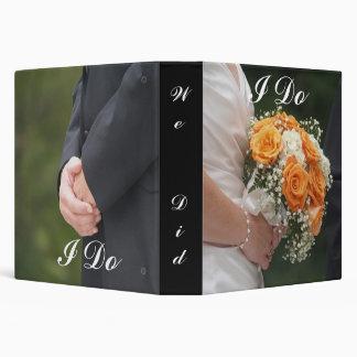 I Do Wedding Photobook Binder
