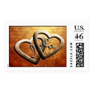 I Do Wedding stamp