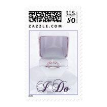 I Do Wedding Ring Stamps