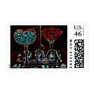 I DO with pizazz Stamp