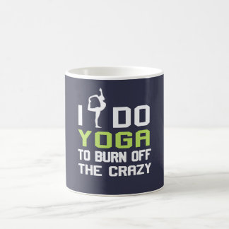 I do Yoga Coffee Mug