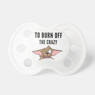 I Do Yoga To Burn Of The Crazy(2) Pacifier
