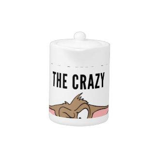 I Do Yoga To Burn Of The Crazy(2) Teapot