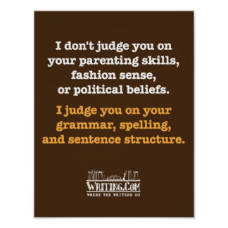 I Don t Judge Posters