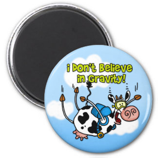 I don't believe in gravity magnet