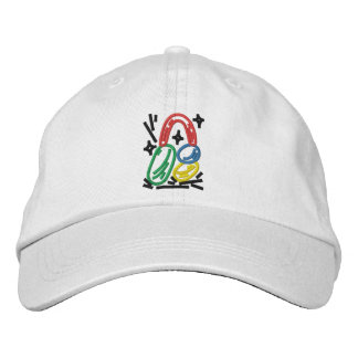 """I Don't Cairn"" Adjustable Hat"