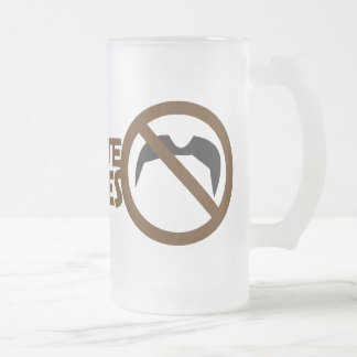 i dont date mustaches mug