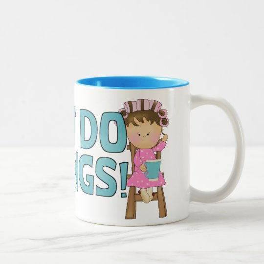 I Don't Do Mornings coffee mug cup