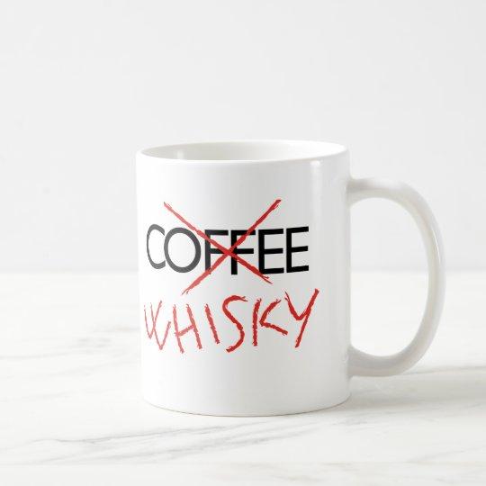 I don't drink cofee (left handers) coffee mug