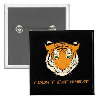 I Don't Eat Wheat Pin