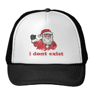 I dont exist trucker hat