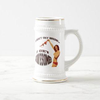 I Don't Get Drunk Coffee Mugs