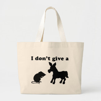 I Don't Give A Tote Bag