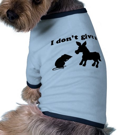 I Don't Give A Dog Tee
