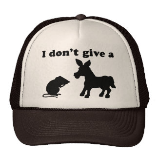 I Don't Give A Trucker Hat