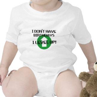I Don't Have Birthdays... Baby Bodysuit