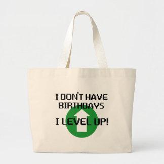 I Don't Have Birthdays... Tote Bag