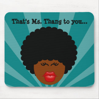 I Don't Just Think That I'm Better Than You - I Am Mouse Pad