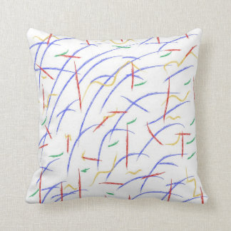 I Dont Know Art, Pillow