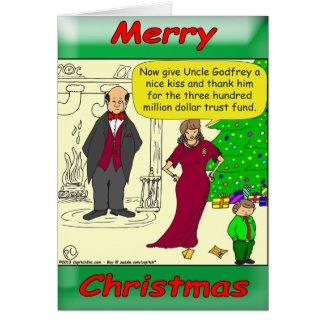 I don't like my Christmas gift Card