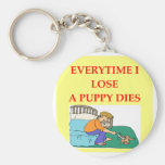 i don't lose key chains