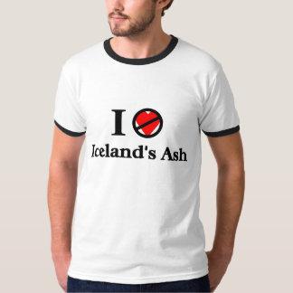 I don't love Iceland's ash T-Shirt