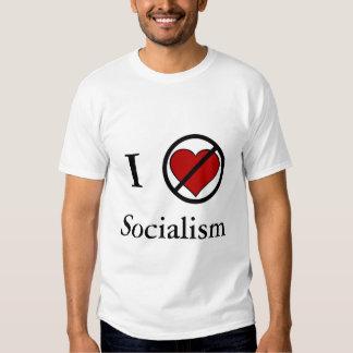 I don't love Socialism T-shirt