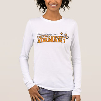 I don't need candy... long sleeve T-Shirt
