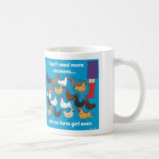 I don't need more chickens...Mug Coffee Mug