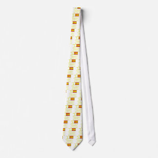 I Don't Need Therapy I Just Need To Go To Benidorm Neck Tie