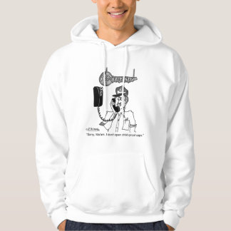 I Don't Open Child-Proof Caps Hoodie