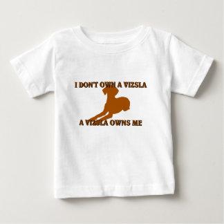 I Don't Own A Vizsla, A Vizsla Owns Me Infant T-shirt