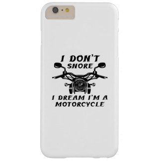 I Don't Snore Barely There iPhone 6 Plus Case