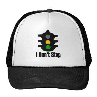 I_Don't_Stop Gorras