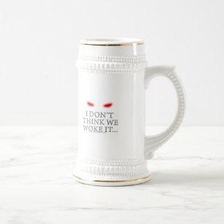 I Don't Think We Woke it... Mug