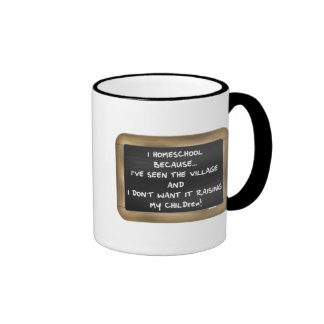 ...I Don't Want It Raising My Children - Mug