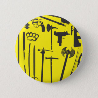 I don't want to hurt you but... pinback button