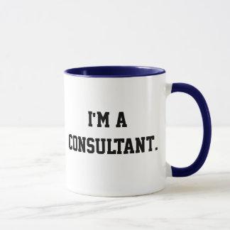 I don't work here mug