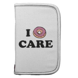 I Donut Care Organizers