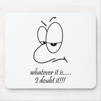 I doubt it... mouse pad